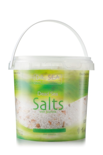 Dead Sea Salts with Jasmine